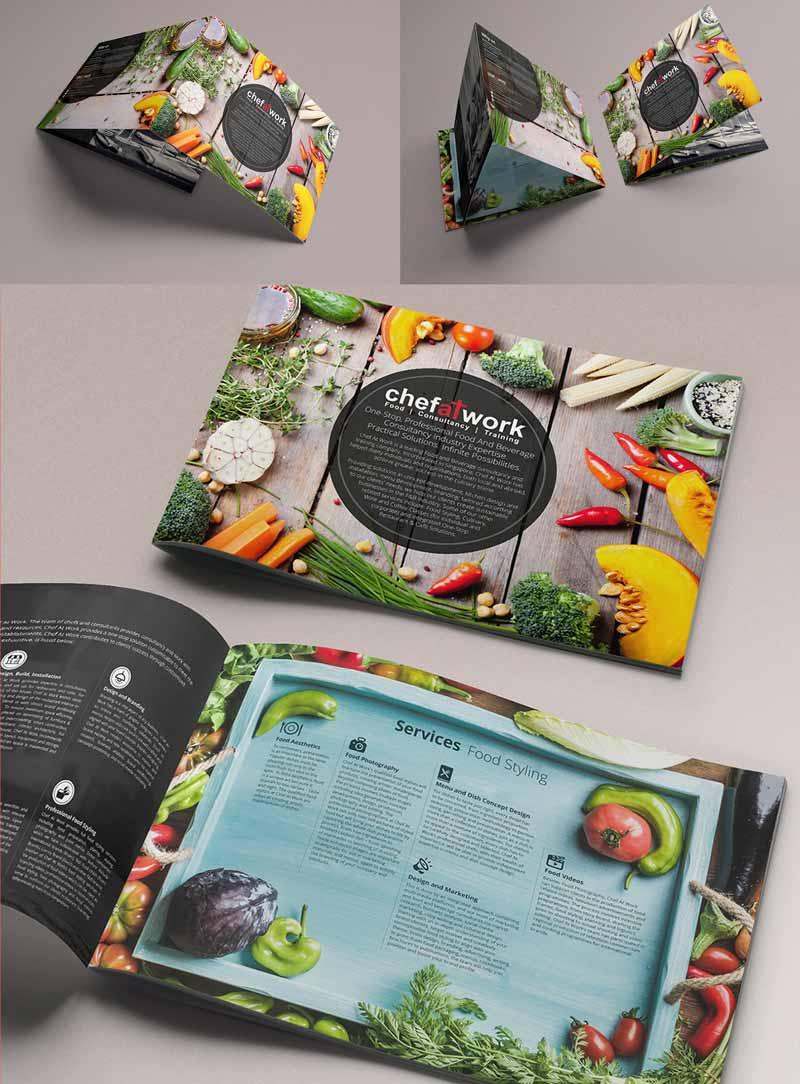 Contoh brosur makanan dalam bahasa inggris