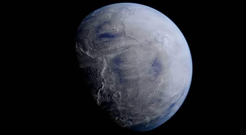 Bumi membeku