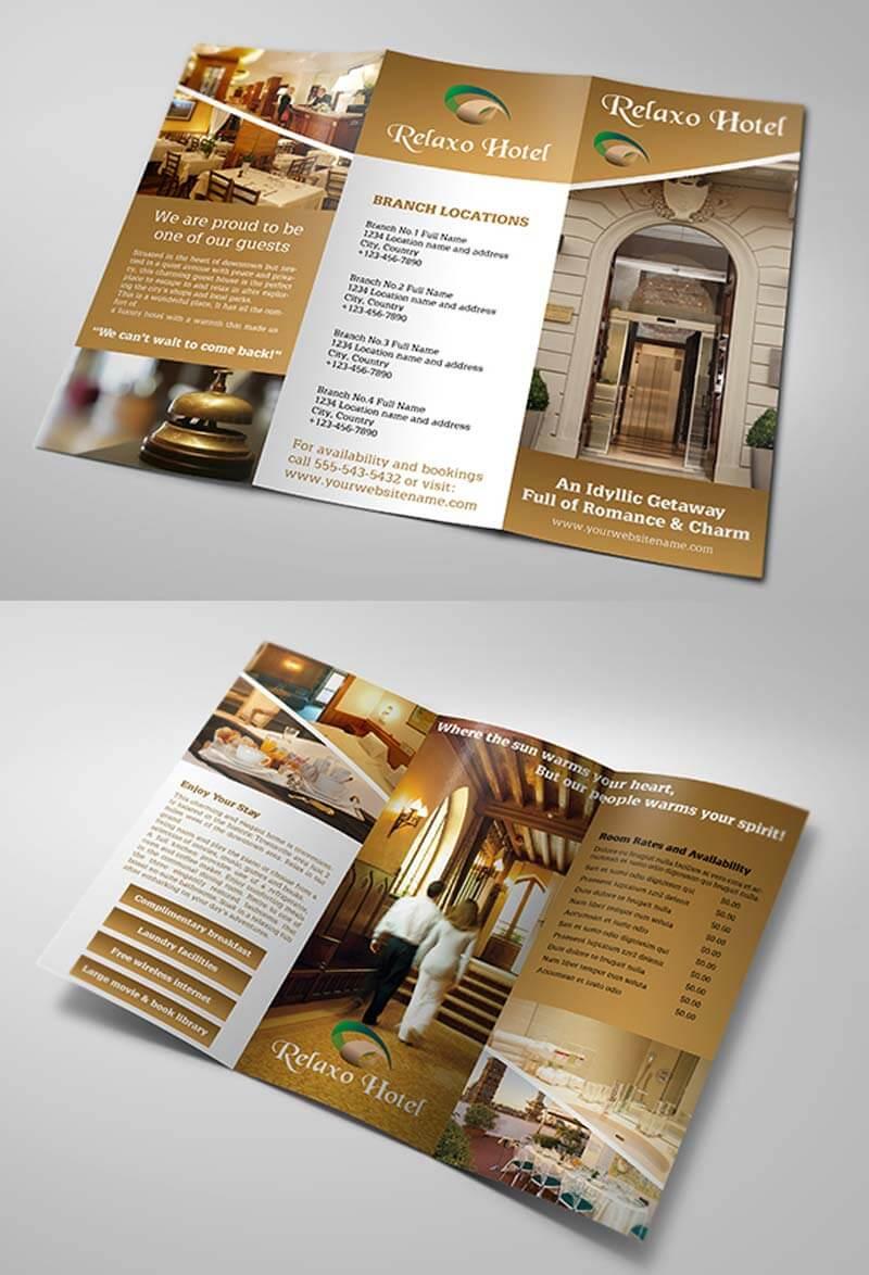 Kreatif 51 Contoh Brosur Dalam Bahasa Inggris Pamflet Leaflet Poster