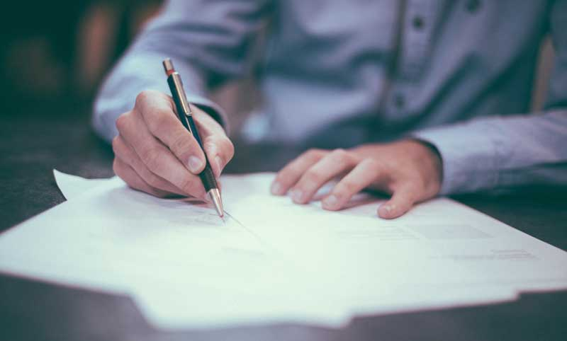 10 Contoh Surat Lamaran Pekerjaan Dalam Bahasa Inggris Borneo Channel