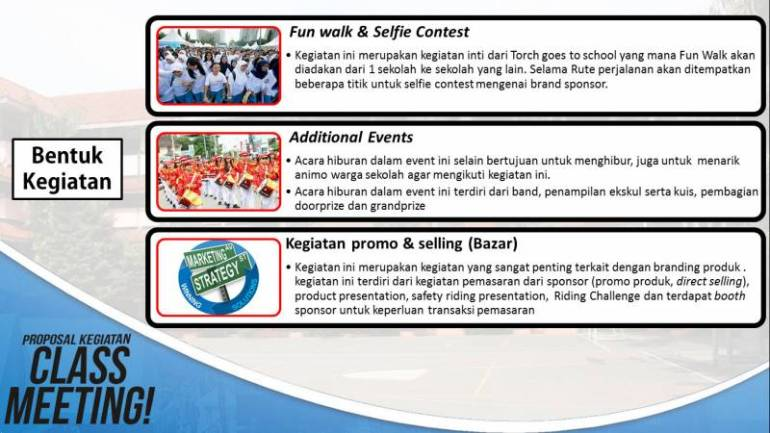 Contoh Proposal Band Gallery Proposal Template Design