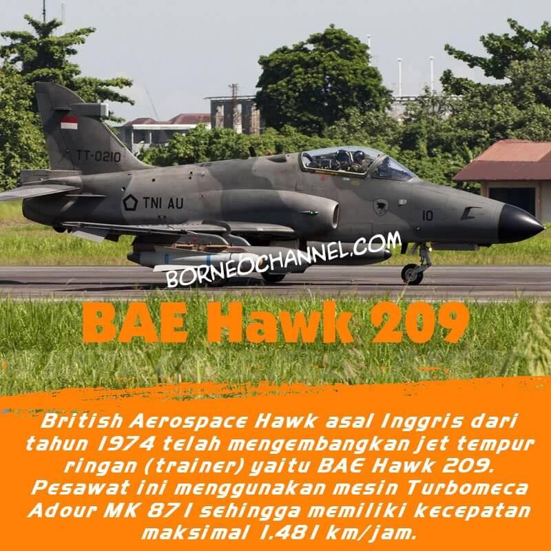 pesawat tempur tercanggih di indonesia