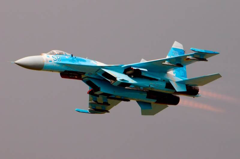 pesawat tempur indonesia Sukhoi Su 27