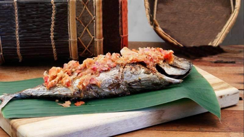 ikan bakar manokwari khas papua