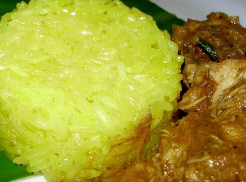 palut kuning aceh