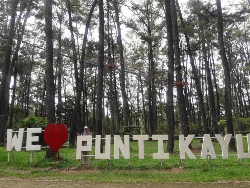Taman Wisata Punti Kayu