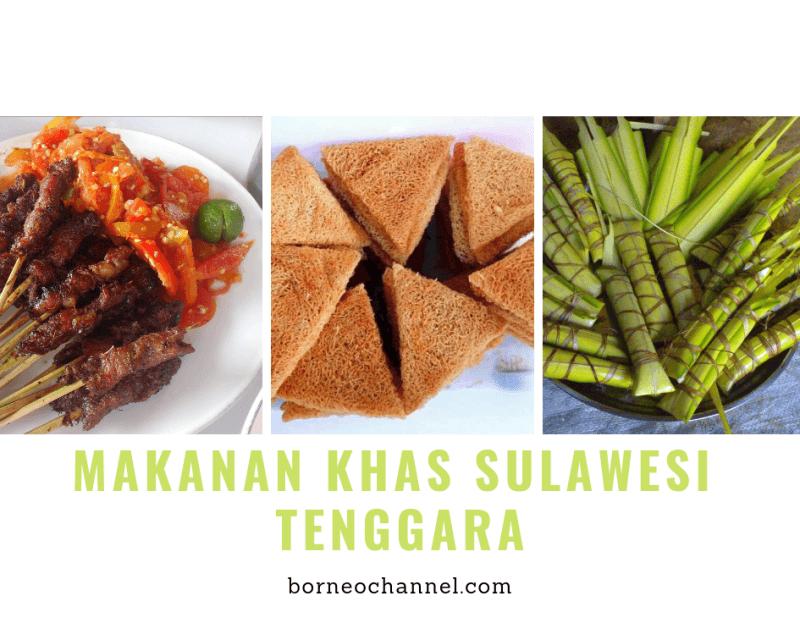 Minuman dan Makanan Khas Sulawesi Tenggara Beserta Resepnya