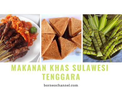 Makanan Tradisional Sulawesi Tenggara