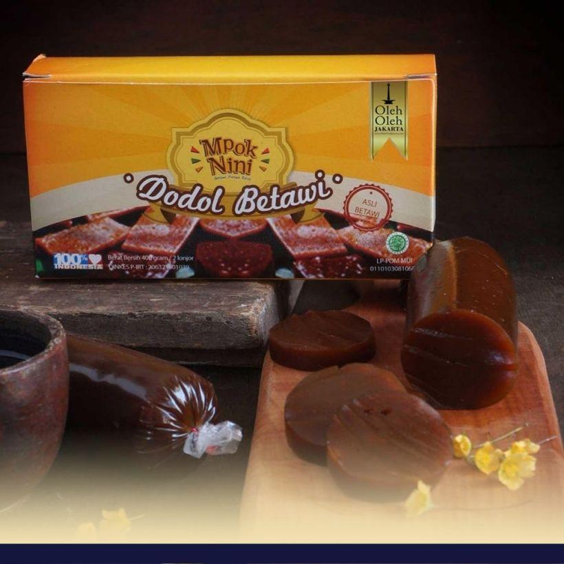 makanan tradisional khas betawi