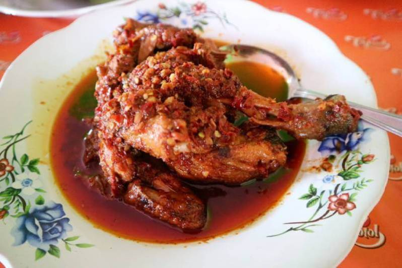 Makanan Pedas Lombok