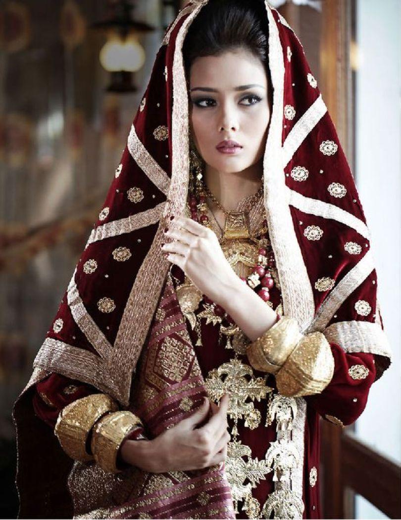 Baju Minang Sumatera Barat