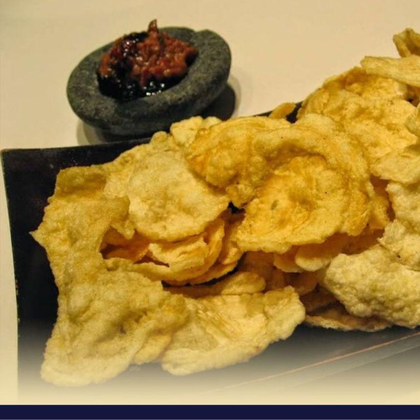 gambar makanan khas banten sate bandeng