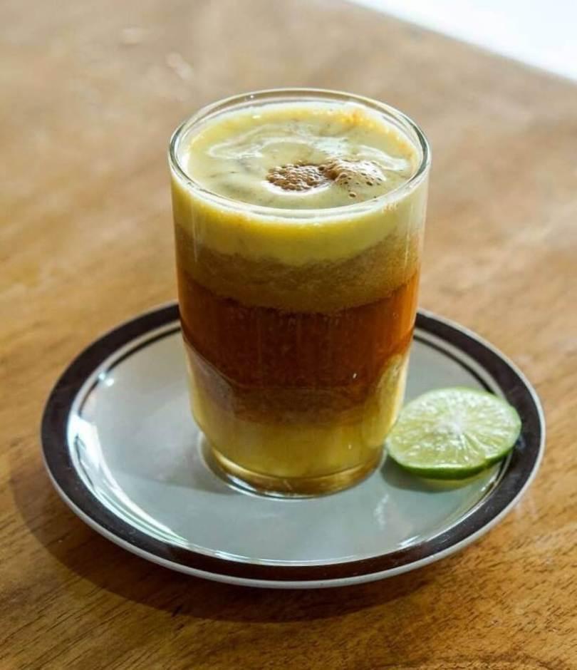 Minuman Khas Padang