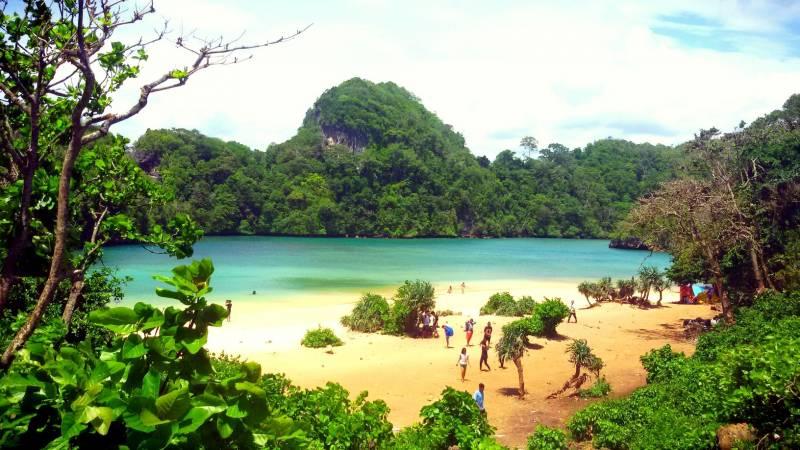 Pulau Sempu Malang