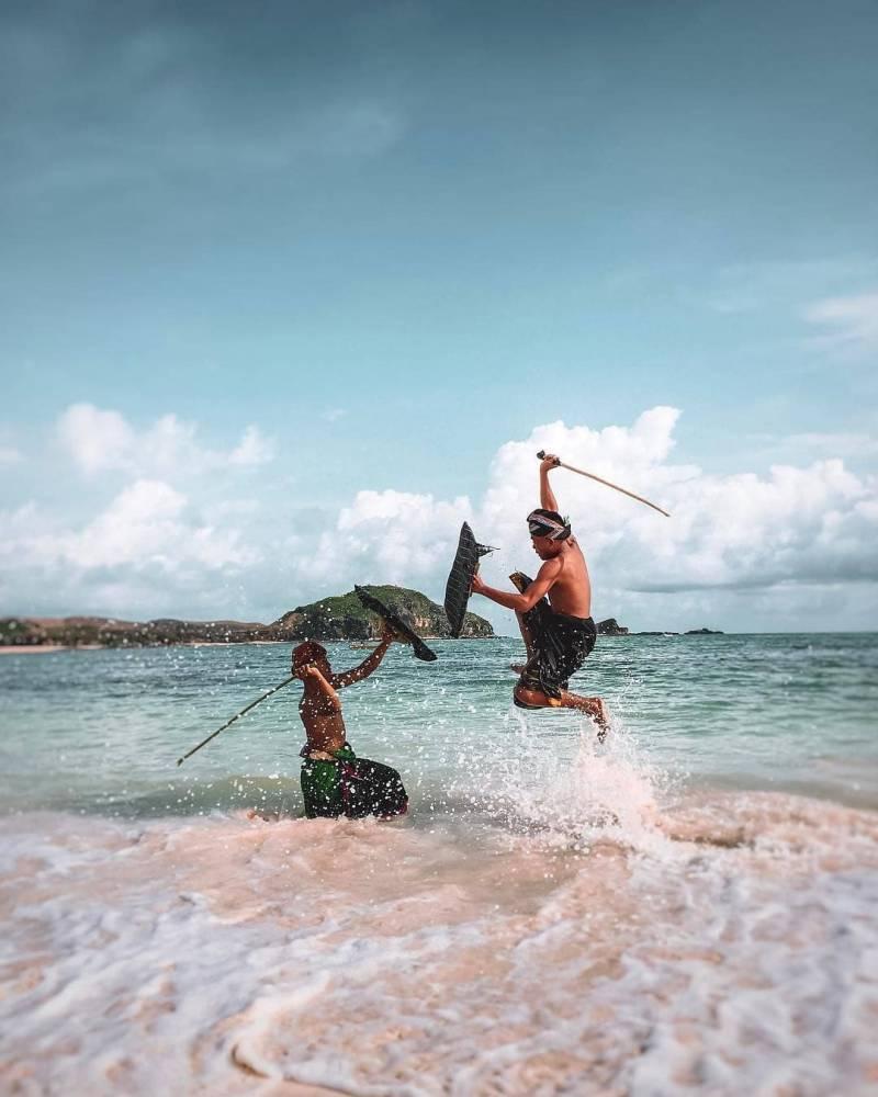 Tanjung Aan Lombok
