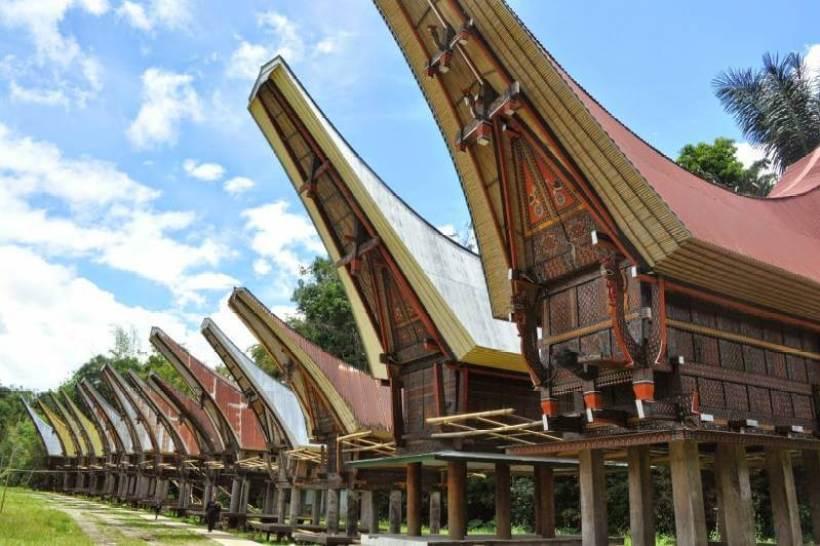 Keunikan Rumah Adat Provinsi Kalimantan Timur