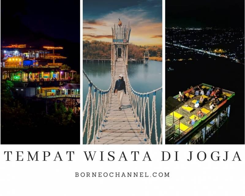 14 Tempat Wisata di Jogja yang indah sekaligus unik!