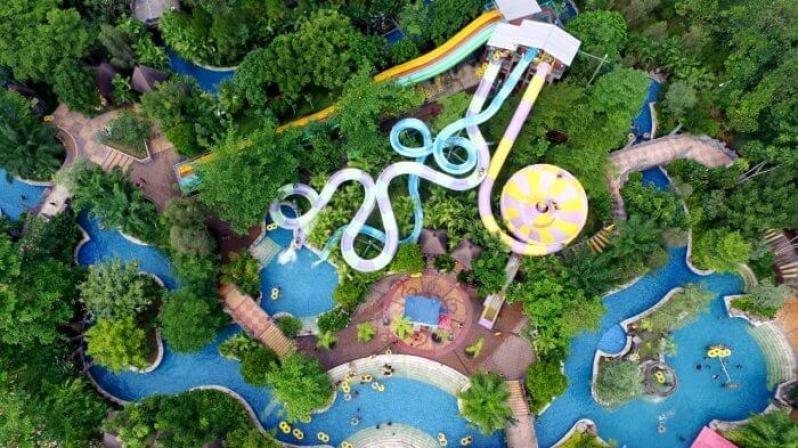 The Amanzi Waterpark Citragrand City