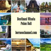 Destinasi Wisata Bali yang Memukau