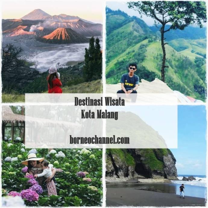 2019 Tempat Wisata Di Malang Dan Harga Tiket Masuknya Untuk