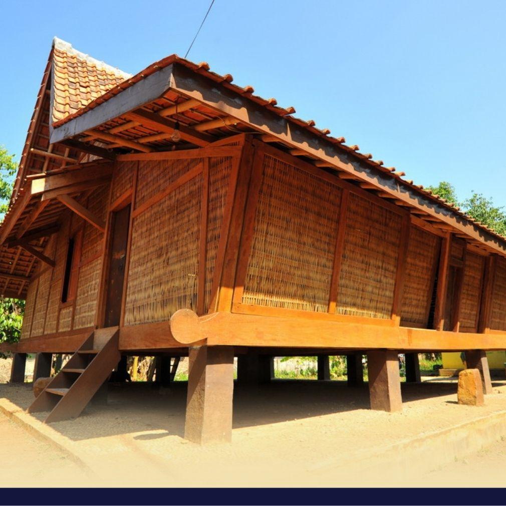 Nama Rumah Adat Jawa Tengah Joglo Jawal Gambar Penjelasan