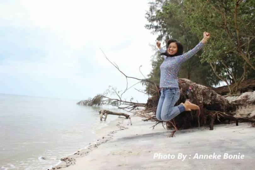 Pantai Klang Serdang Bedagai Medan