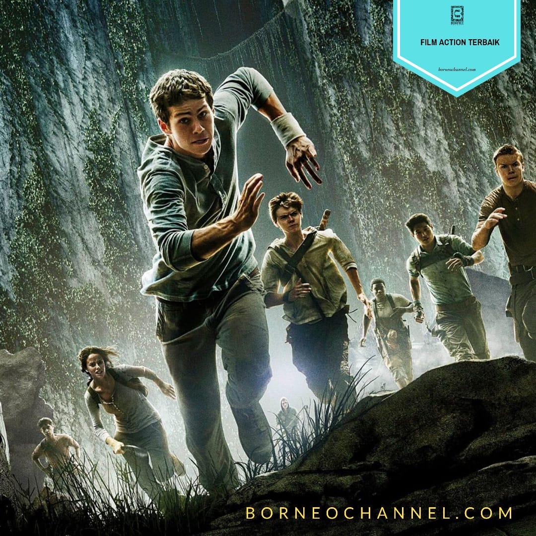 Film Action Terbaik Hollywood dan Indonesia Terbaru!