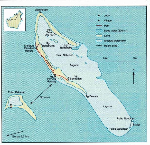 07 Pulau Maratua Kakaban