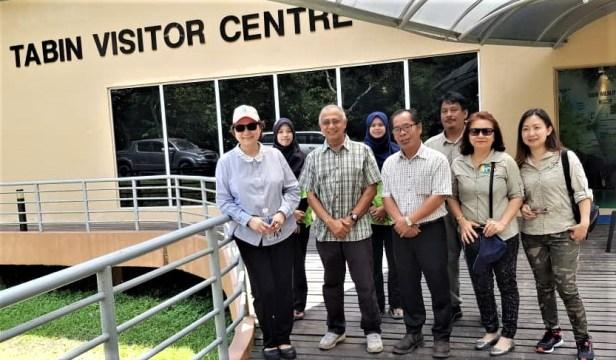 VIPS visit Tabin-WA0005