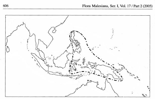 04 Map Prasinicarpa only