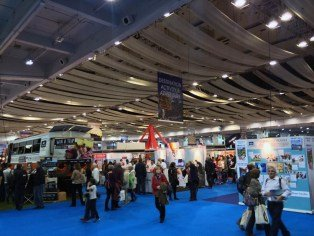 Destinations Holiday & Travel Show 2014
