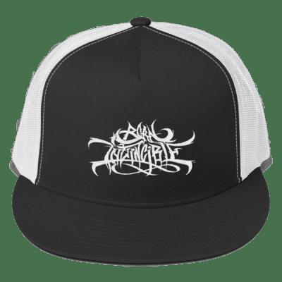 OG – Black/White Mesh Trucker