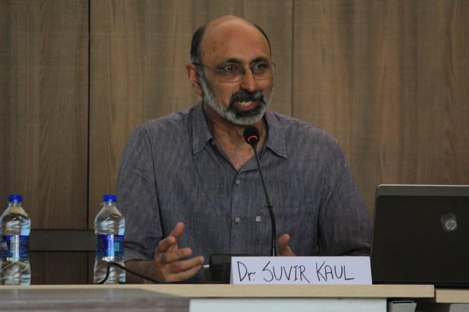 Dr, Suvir Kaul