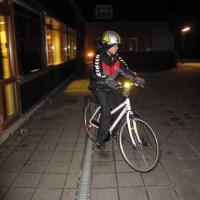 Husk cykellygter og reflekser!