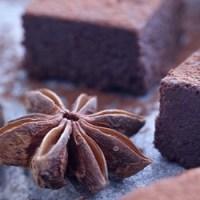 Chokoladetrøffel med stjerneanis