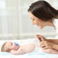 Babys udvikling i det første år