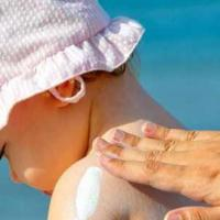 Pas på huden i solen