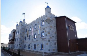 LEGOLAND® Castle hotellet