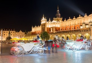 romantisk weekendophold Krakow