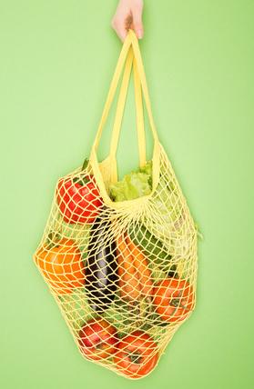 økologisk indkøbsnet