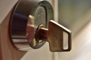 et sikkert hjem, beskyttelse mod tyveknægte