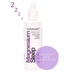 Magnesium Sleep Lotion, produkt