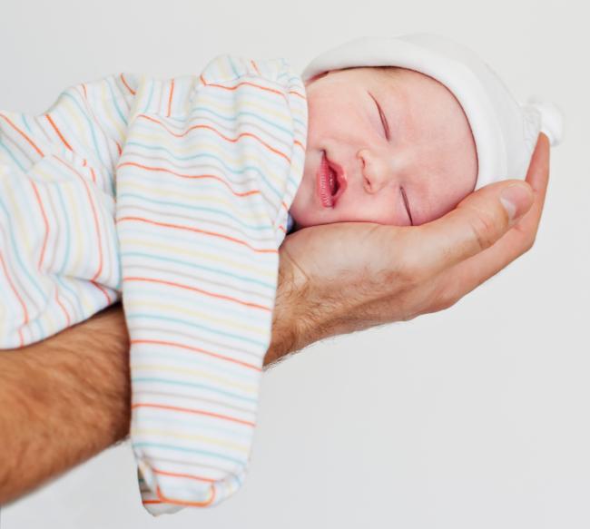 Hvad skal du bruge til en nyfødt?