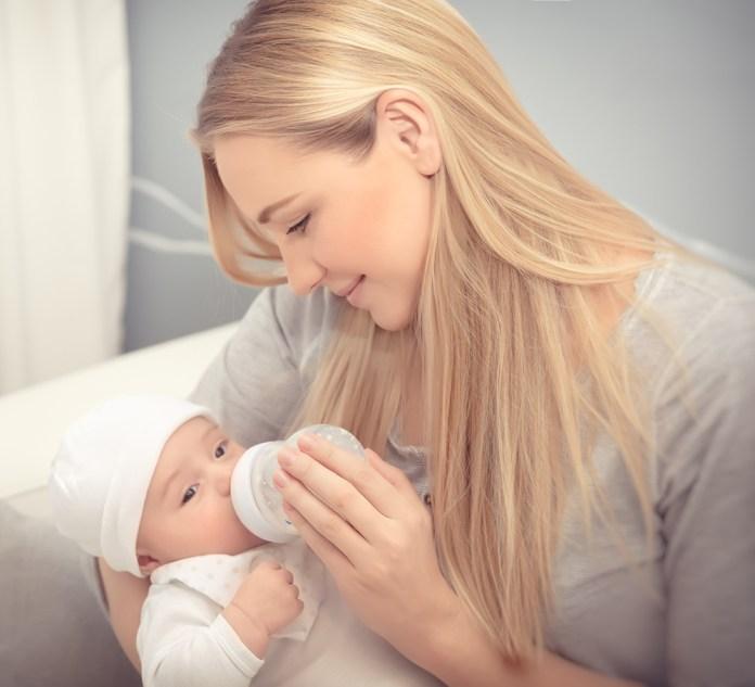 Babymad, fra mælk til mos