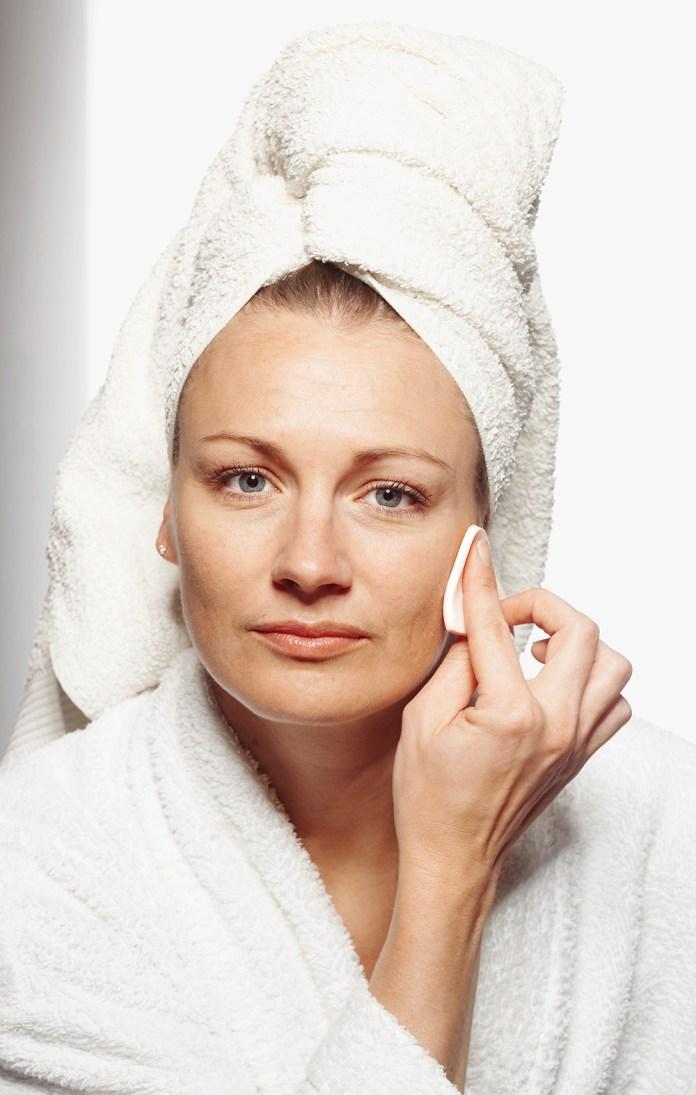 Hudplejeserie der afhjælper hudproblemer