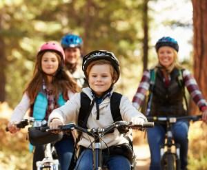 Hvad skal vi i sommerferien? ferie på cykel