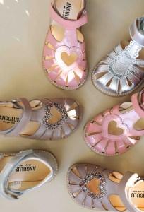 Sandaler fra GrowingFeet til foråret