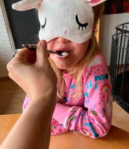 Arla Yoggi yoghurt - blindsmagning