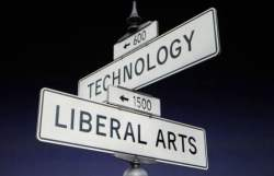 Intersection of Technology and Liberal Arts