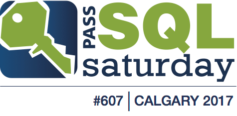 SQL Saturday in Calgary!
